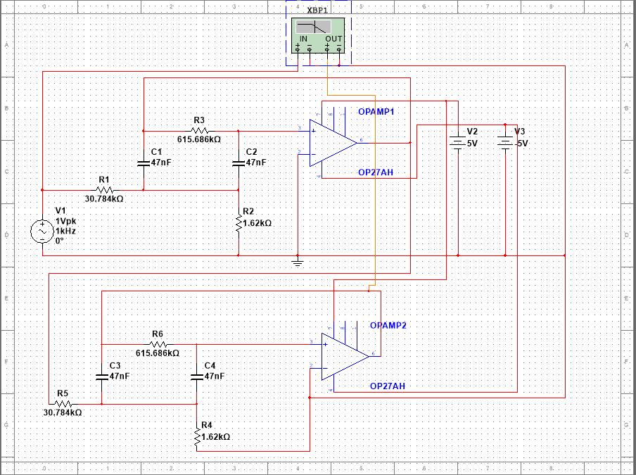 CircuitSecond